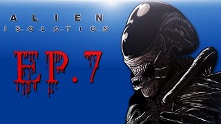 Delirious Plays Alien: Isolation Ep. 7 (The ship is exploding!!!) Send Help!