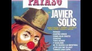 Payaso - Javier Solis - Karaoke