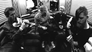 Machine Gun Kelly And Leroy Sanchez Perform Gone Acoustic On The Tour Bus