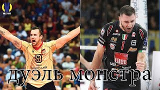 Monsters in Volleyball ● Дуэль напротив Спайкер | Compare #5