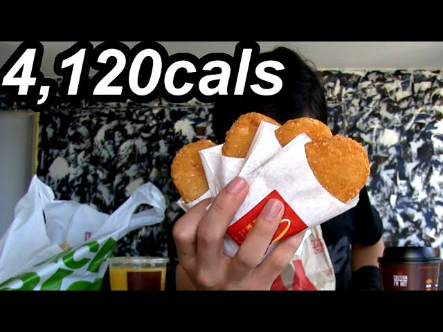 McDonald's Ultimate Breakfast Challenge