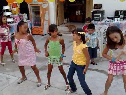 san blas nayarit. concurso de baile de niñas