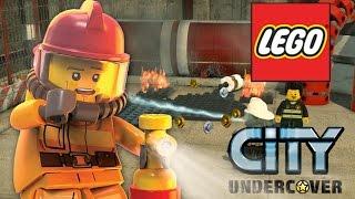 TEST NA STRAŻAKA - LEGO City: Tajny Agent (Undercover) #13