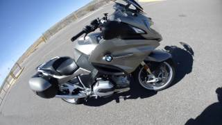 2016 BMW R1200RT Review Vlog