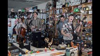 Kuinka: NPR Music Tiny Desk Concert