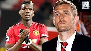 Darren Fletcher States That Paul Pogba Can Not Be Trusted For Manchester United
