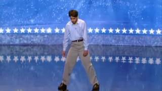 Pakistani Dancer in Americas Got Talent dancing on Bollywood Song
