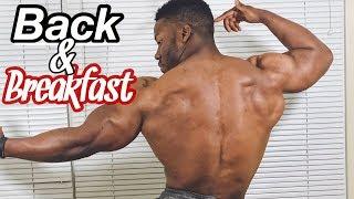 Back & Breakfast: Killer Back Workout