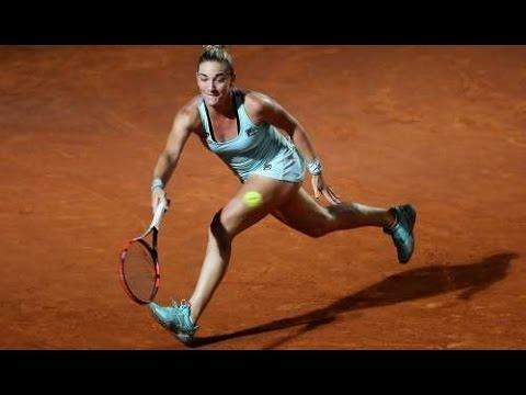 BABOS HOT SHOT: WTA ROME 3R