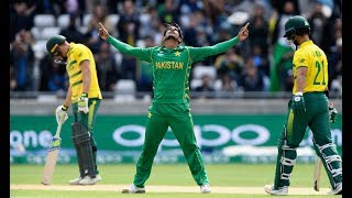 Champions Trophy 2017: Pakistan vs South Africa