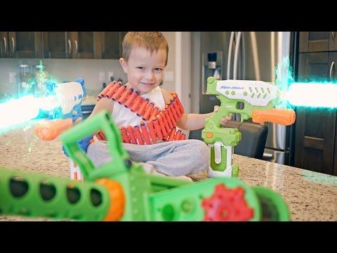 Nerf War Gun BABY 7
