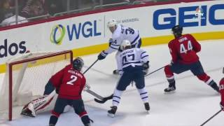 Gotta See It: Matthews sets up Komarov with absurd assist of the year