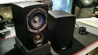 Z Review - Jamo C601 (Mini Speakers)