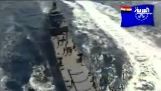 مصر ترسل 4 سفن لتأمين باب المندب