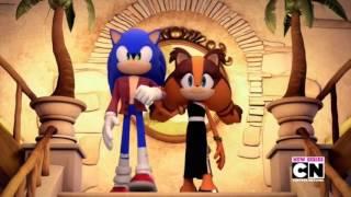 Sonic Boom - Series 1 Episode 5 - My Fair Sticksy