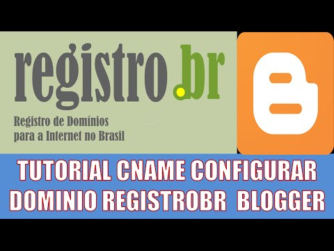 Xxx Mp4 Tutorial CNAME Como Configurar Dominio Registrobr No Blogger Blogspot 3gp Sex