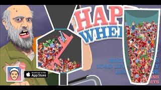 Happy Wheels - The Human Blender