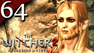 Let's Play The Witcher 2 [BLIND] - Part 64 - The Gargoyle Contract [Roche's Path]