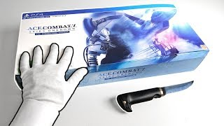 Unboxing Ace Combat 7: Skies Unknown Collector