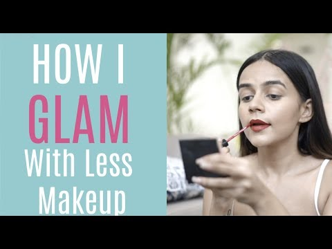 Xxx Mp4 How I Glam With LESS Makeup A LOT Of Skincare Komal Pandey 3gp Sex