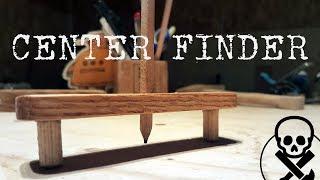 Making a Center Finder Jig