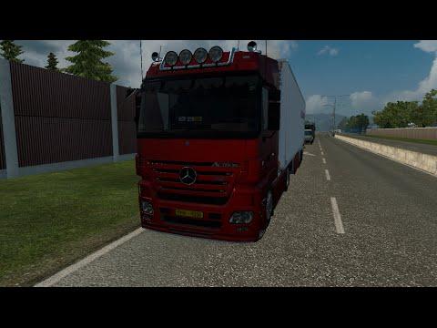 Mercedes MP2 Sound.