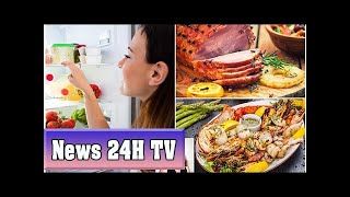 How long should you keep your leftovers in the fridge after christmas? | News 24H TV