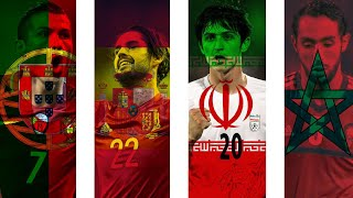 Portugal/Spain/Iran/Morocco | Group B (Trailer) | World Cup Russia 2018