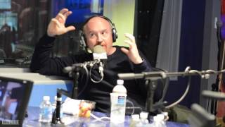 Louis CK on the Art of Jackass with @RealJKnoxville - @OpieRadio