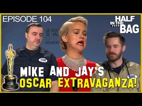 Half in the Bag Episode 104 The 2016 Oscars