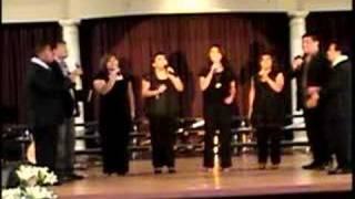 Shout to the Lord - Papuri Singers USA (FEBC)