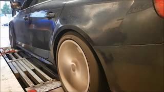 Bobby Singh's Audi A4 3.0 TDI CCWA 505hp 980nm Smoke Test