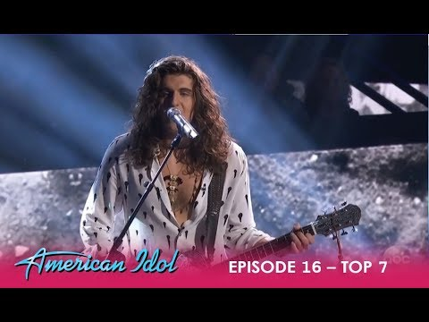 Cade Foehner: Puts His Unique SPIN On Jewel Song And KILLS IT! | American Idol 2018