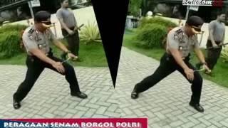 GERAKAN SENAM BORGOL POLRI
