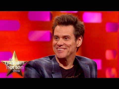 Jim Carrey Trained By CIA To Play Grinch The Graham Norton Show