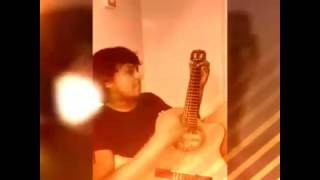 Mizan (Ex-Warfaze) singing his own solo song Madhokori