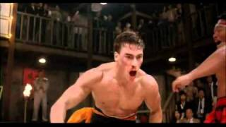 Jean-Claude Van Damme: Bloodsport Final Fight (1988) - High Quality