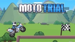 Moto Trial Game Walkthrough