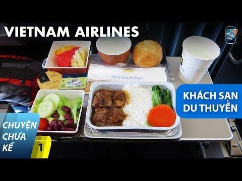 CHUYỆN CHƯA KỂ #1: Bay Vietnam Airlines đi Myanmar, ở khách sạn du thuyền | Yêu Máy Bay