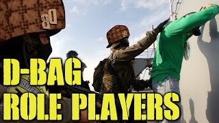 DesertFox Airsoft: D-BAG Role Players (Don't be one in airsoft)