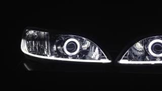 Honda City Type Z HID projie, headlamp projector and custom led drl