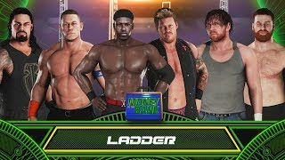 WWE 2K18 My Career Mode - Ep 15 - MONEY IN THE BANK LADDER MATCH!! MITB PPV!!
