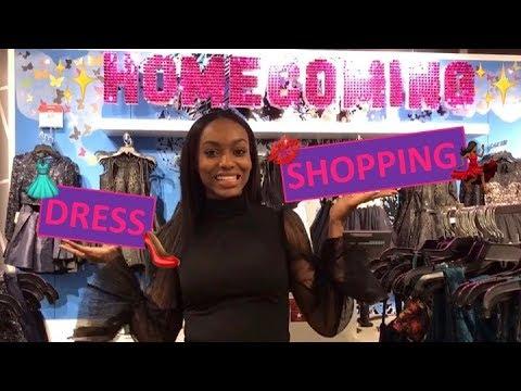 Xxx Mp4 Homecoming Dress Shopping With Ebony Tarte Talk 3gp Sex