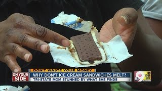 Why Don't Your Ice Cream Sandwiches Melt? - Don't Waste Your Money