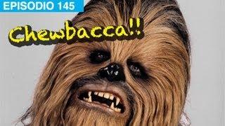 Chewbacca!!!! l whatdafaqshow.com