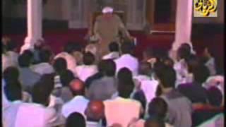 ما مواصافات المسجد الصحيحه ليس كل مسجد مسجد صحيح الشيخ الشعراوى