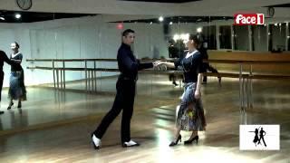 آموزش رقص دونفره با شبنم - قسمت 1