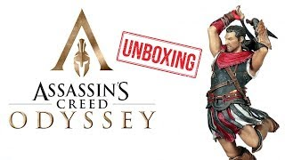UNBOXING THE ALEXIOS STATUE FROM ASSASSIN