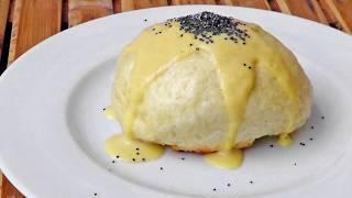 German Yeast Dumplings - Vegan Vegetarian Recipe