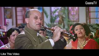 Aaj Humaare Dil Mein | Hum Aapke Hain Kaun ( 1994 ) | Kumar Sanu | Madhuri Dixit | GaanaTV